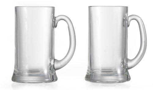 Ritzenhoff & Breker Bierseidel-Set 0.5 Liter Windows, 2-